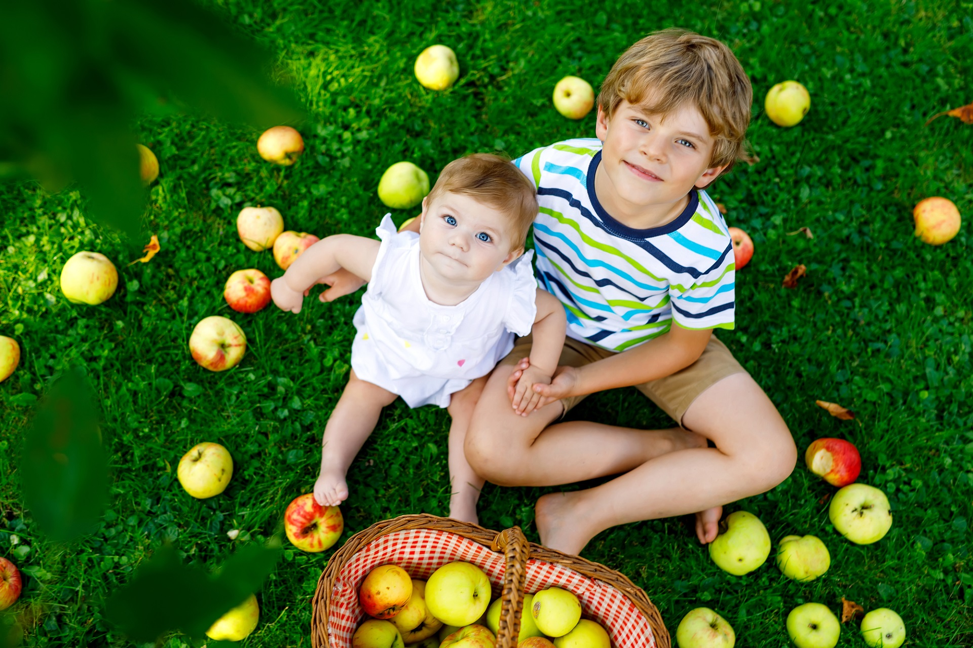 żywienie dzieci, odżywianie dzieci