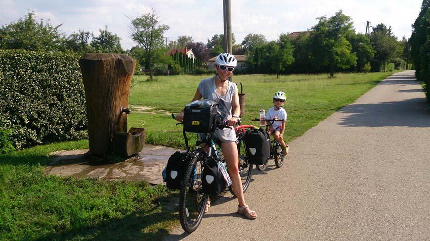 Balaton 2014 – relacja z wyprawy rowerowej