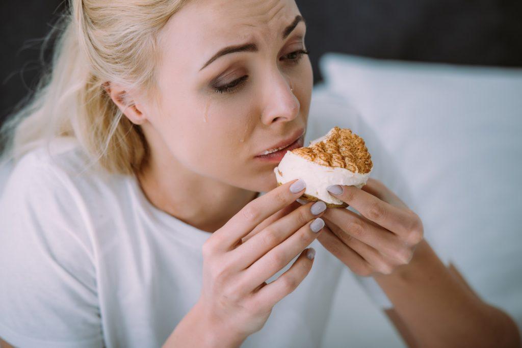 emocje a jedzenie