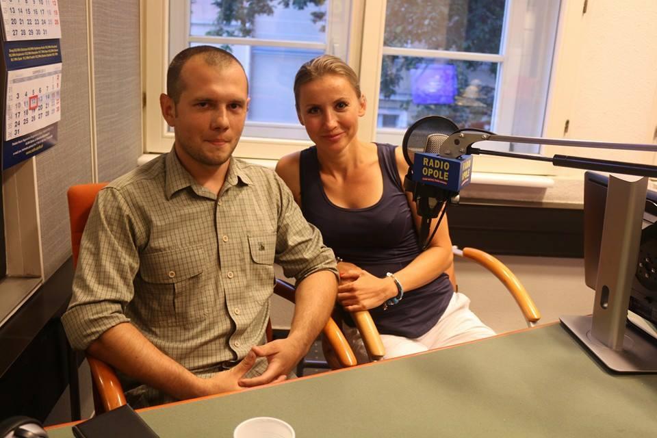 Radio Opole -Iwona Wierzbicka