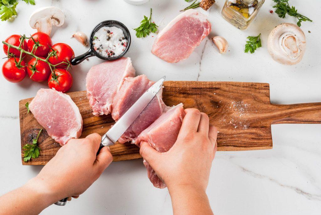 Jak oczyszczać mięso