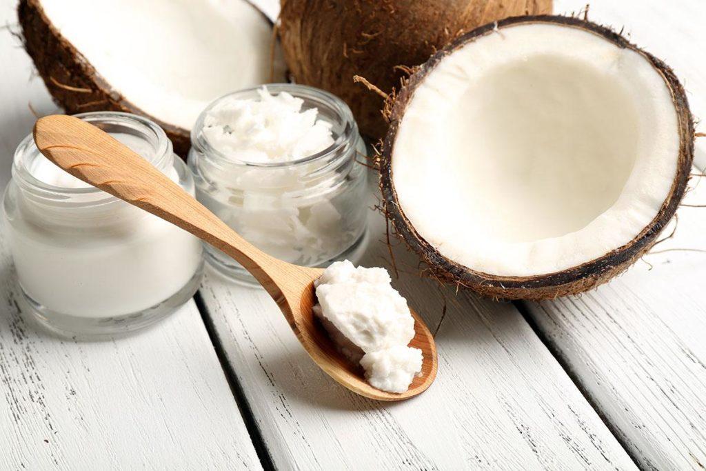 olej kokosowy zdrowy jak używać
