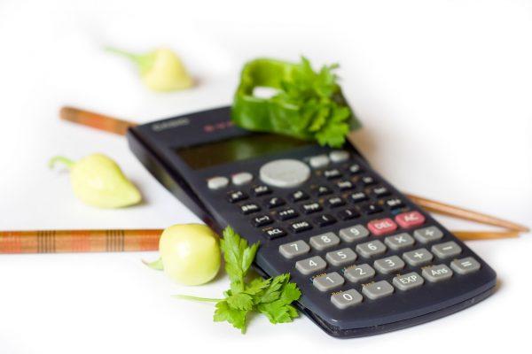 liczenie kalorii, kalkulator, zapotrzebowanie, kaloria