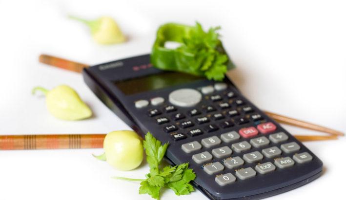 kalkulator, zapotrzebowanie, kaloria