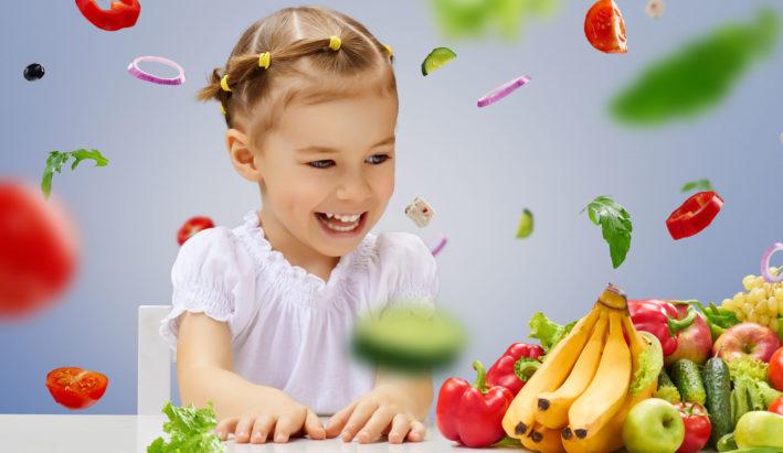 jak żywić dzieci