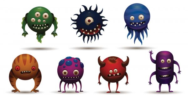 pasożyty