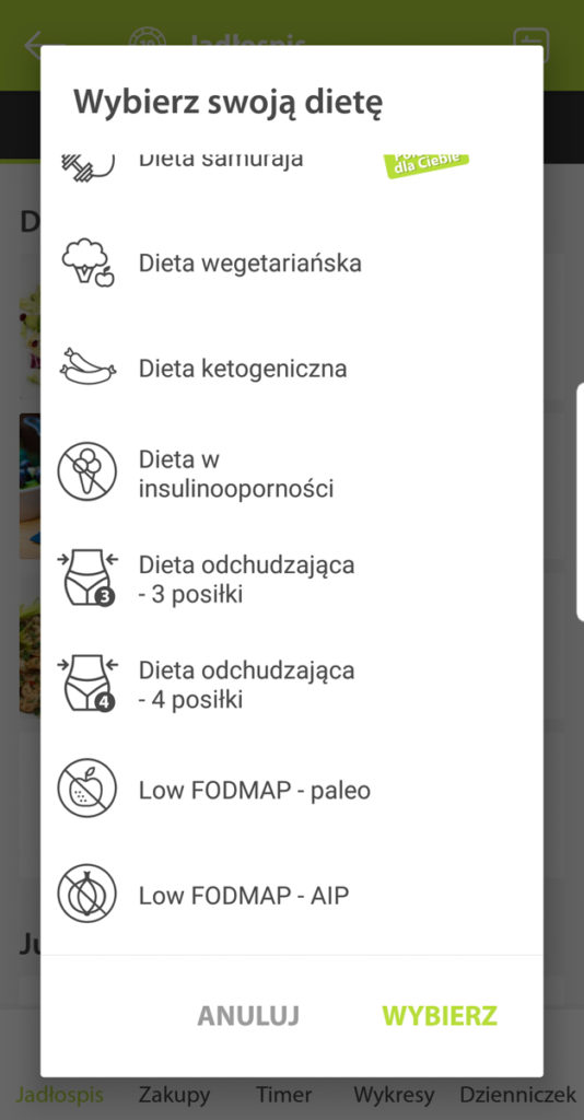 Aplikacja Mobilna Ajwendieta Ajwendieta Pl Dieta Styl Zycia